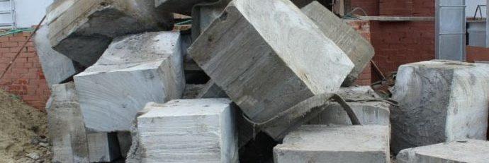 демонтаж бетона 2