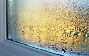 высокая влажность в квартире